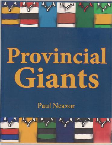 NEAZOR Paul, Provincial Giants, for sale in New Zealand